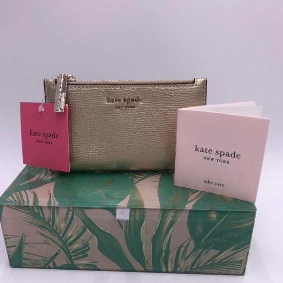 kate spade Handbags - 🎁🎄Kate spade Sylvia small slim bifold wallet